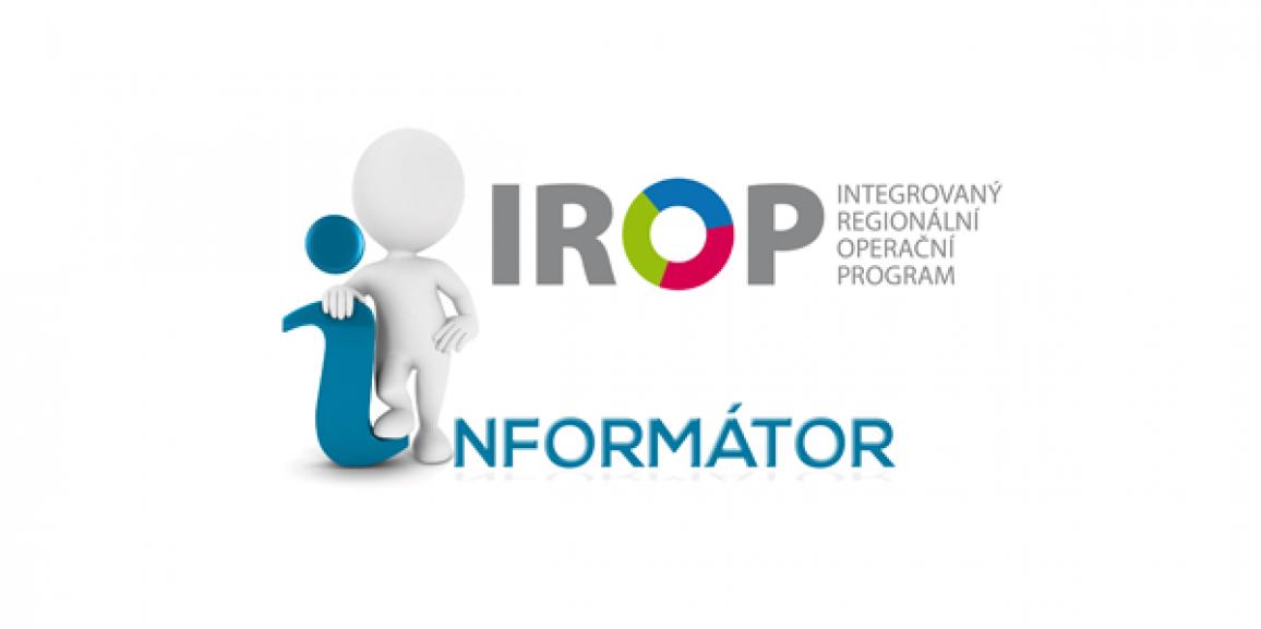 Dotace pro obce – IROP 2014-2020